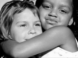 Website-Pic-Kids-Hugging-Black-and-White